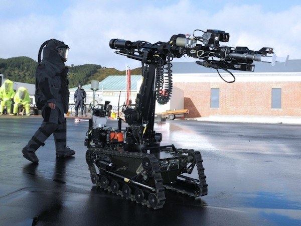 military_robotics